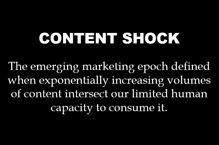 Content Marketing: Definition des Content Stocks nach Mark Schaefer.