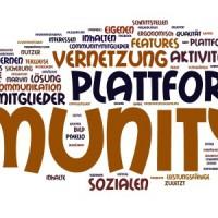 Community Plattformen
