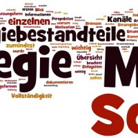 Strategiebestandteile einer Social Media Strategie