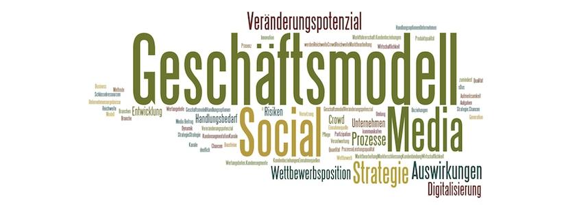 Geschäftsmodell und Social Media Strategie